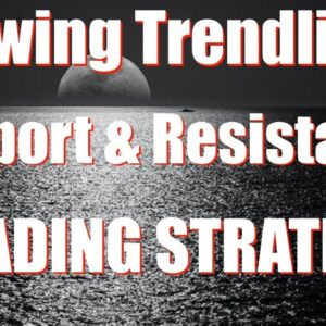 How to Draw Trend Lines - Trade with the trend - Trading Strategy - OHLC explained