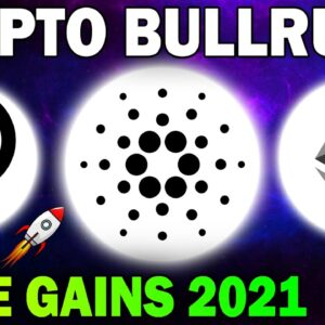 URGENT! Ethereum and Cardano about to EXPLODE in Price! (Huge Crypto Gains 2021)
