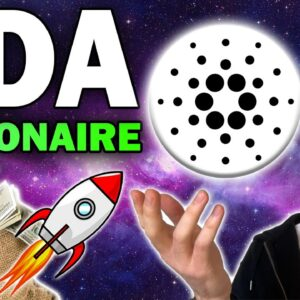 How Much ADA Do You Need to Be a MILLIONAIRE? (BEST Cardano Price Prediction 2021)