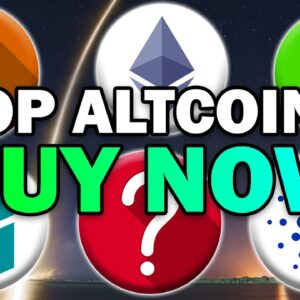 ALTCOINS I'm Buying RIGHT NOW (Make INSANE GAINS in 2021)