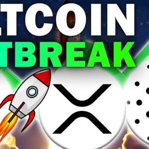 BULLISH CRYPTO!! Altcoins On the Edge of HUGE BREAKOUT! (Bull Run 2021)