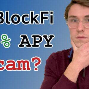 Deep Dive Into BlockFi's  8.6% APY Account | BlockFi Review