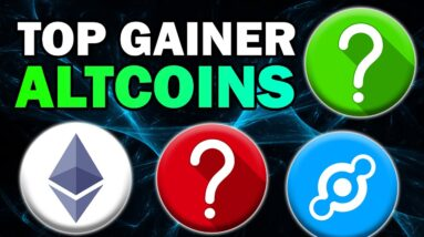 These Altcoins are TOP GAINERS and Can Keep PUMPING (Urgent Crypto Analysis)