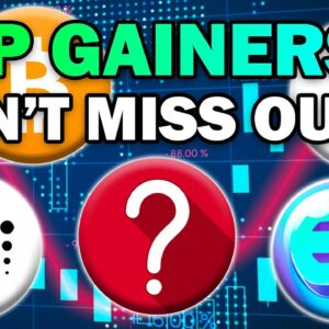 These Altcoins are TOP GAINERS and Can Keep PUMPING (Crypto Coin Analysis 2021)