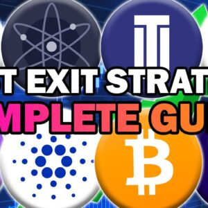 When to Sell Your ALTCOINS and BITCOIN (My EXACT Crypto Exit Strategy 2021)