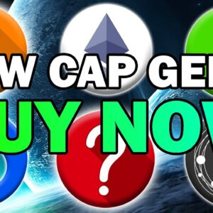 TOP Low Cap ALTCOIN GEMS I'm Looking to BUY NOW (BEST Coin PUMPS for 2021)