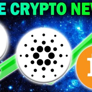 HUGE Crypto News!! Altcoin Predictions 2021 and Analysis (Institutions Gearing Up)