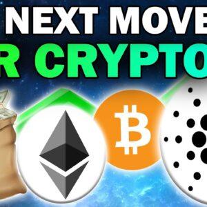 The NEXT Big Move for Ethereum, Cardano and MORE! (Top Altcoins 2021)