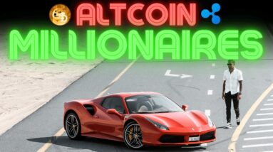 6 Tips To Become A Bitcoin Millionaire Trading The Best Altcoins in 2021