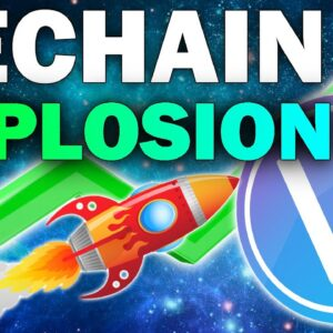 VeChain Explosion: Why VET Will AT LEAST 10x in 2021