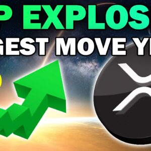 Why RIPPLE is About to Make its BIGGEST MOVE YET (XRP Price EXPLOSION 2021)