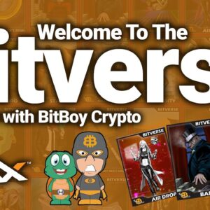 BitBoy Crypto's Bitverse NFT Launch (Interview w/ Ben Armstrong)