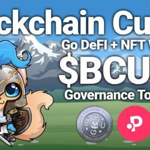 Blockchain Cuties $BCUG On Polkastarter Adds DeFi + NFT