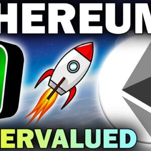 Ethereum: A Severely Undervalued Crypto Gem! ETH to $10,000