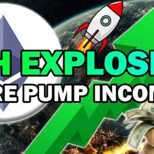 ETHEREUM EXPLOSION!! Why ETH Will Keep PUMPING (Alt Season 2021)