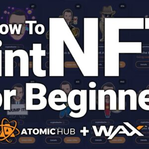 How To Make NFT's For Beginners (Cheaper Than On Ethereum)