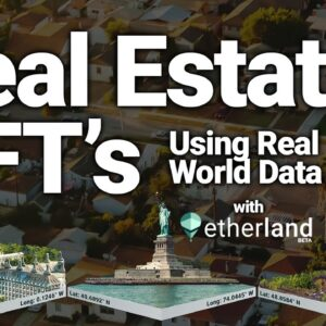 Real Estate NFT Combines Real World Data & Digital Collectibles