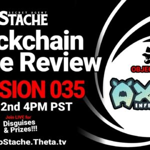 Secret Agent 'Stache - Mission 035: Axie Infinity (Beginner Introduction)