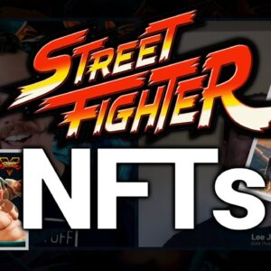 Street Fighter NFTs Launch on WAX - Interview with Lee Jenkins