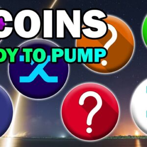 These 7 Altcoins Will PUMP SOON (2021 Breakout Coming)
