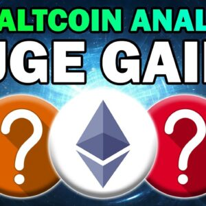 Top ALTCOIN Analysis + HUGE MOVES For ETH! (Important Coin Anaylsis 2021)