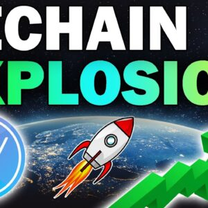 VeChain (VET) Taking The World By Storm!! Road to $1 (2021 Price Prediction)