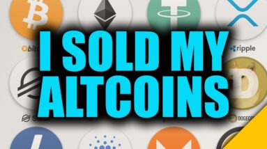 #1 Top Reason I SOLD My Altcoins (Buying More Bitcoin)