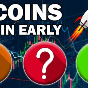 3 Altcoins to Buy BEFORE THEY EXPLODE (Make Life Changing Gains 2021)