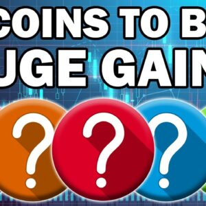 5 Coins I'm Buying to Make HUGE GAINS (Greatest Crypto Recovery 2021)