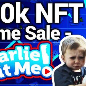 760k Meme NFT Sale - Is This The Top?