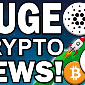 BULLISH ALTCOIN NEWS!! Huge Things Are Happening for Ethereum (ETH) and Ripple (XRP)