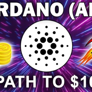 Cardano (ADA) Road to $10 | Deep Dive Altcoin Analysis and Price Predictions!