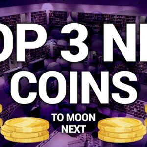Are These 3 NFT Coins Next To Moon? (Charts Explaned)