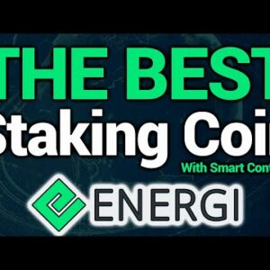 Best Staking Coin With Smart Contracts & Lower Fees Than Uniswap