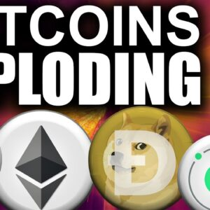 BIGGEST Altcoin EXPLOSION in 2021 (Bitcoin Reversing Coinbase Gains)