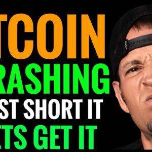 Bitcoin Crash Live: Crypto News Today