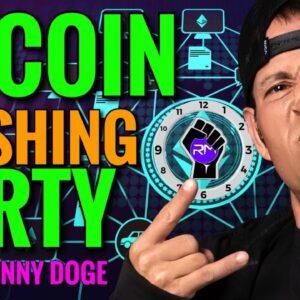 Bitcoin Crashing: IS THE BULL RUN OVER