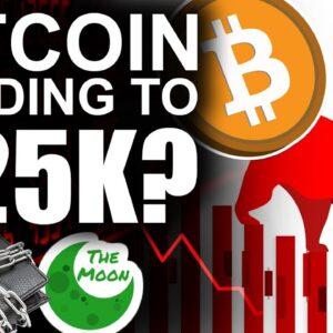 Bitcoin Heading to $25k? (Top Crypto Trading Targets)