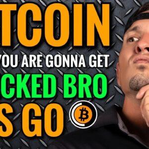 BITCOIN LIVE: Crypto Market Crashing