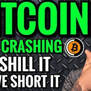 Bitcoin Live: Ethereum Crashing