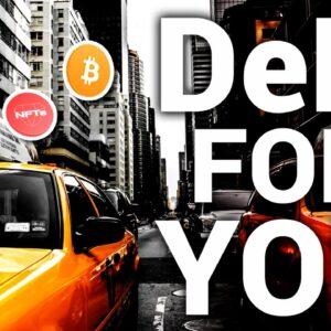 Borrow Against Your NFT Portfolio (DeFi Game Changer)