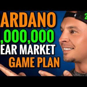 Cardano Price Predictions: 2021 Crypto Bear Market Strategy