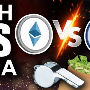 Cardano to KNOCKOUT Ethereum in 2021 (Best ADA vs ETH analysis)