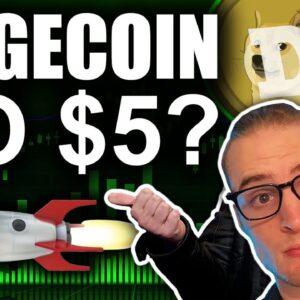 Dogecoin Blasting to $5 in 2021 (Greatest DOGE Expert SPEAKS)