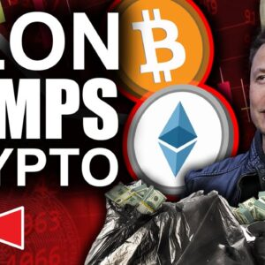 Elon Musk Ruining Crypto (Is This The Top For Bitcoin?)