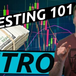 Crash Course Investing 101 | Crypto | Stocks | Everything | Watch This First Before Spending A Dime
