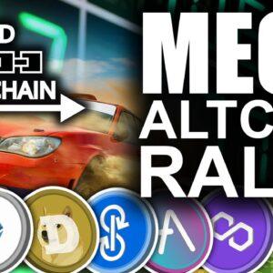 Greatest DOGE Coin News, Coinbase Listing (Mega Altcoin Rally, Cardano All Time High)