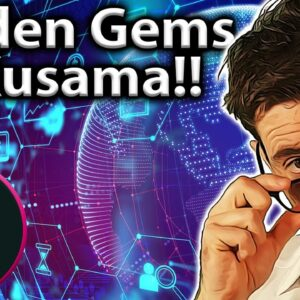Kusama (KSM): Parachain Auctions are a GOLDMINE!! 🥇