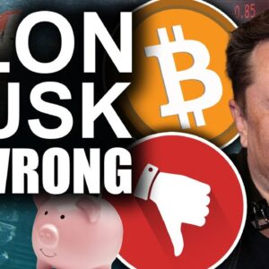 Elon Musk is WRONG About Bitcoin Mining in 2021 (Worst Environmental Hazards)