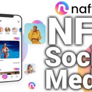 NFT Social Media Platform Nafter (Interview w/ Jonathan Sulay)